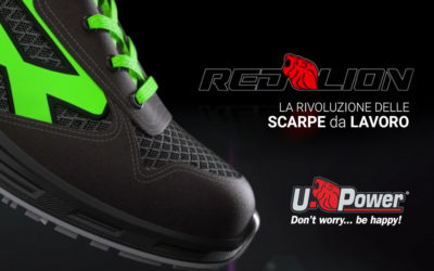 E' arrivata la nuova collezione di scarpe U-Power!